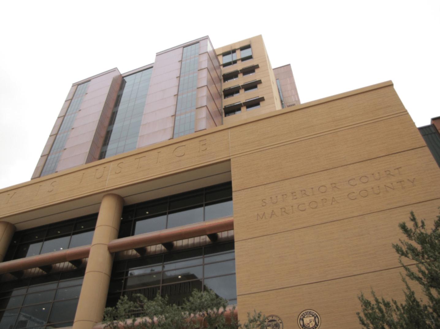 The Superior Court of Arizona Maricopa County
